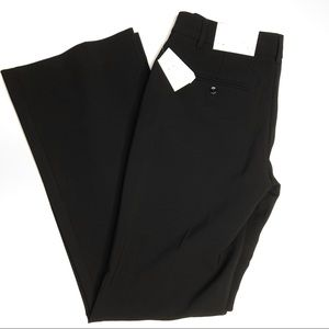 Gap Perfect Trouser Dress Pants Black NWT
